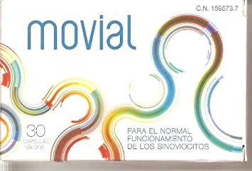 Pack 3 X Movial Actafarma 30caps. Total 90 Capsulas Fast Shipping