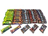 VarietyBoxed Healthy Energy Bars Variety Pack (Bundle of 50 Items) Nature's Valley Trail Mix Fruit & Nut (10) Oat's 'n Honey (10), FigBar Apple Cinnamon (10) Blueberry (10) Raspberry (10) Review