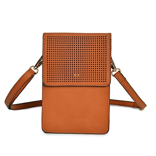 Phone Pouch, Cell Phone Bag Mini Crossbody Purse for Women teens Girls Wallet for IPhone X 8 Plus Samsung S8 7