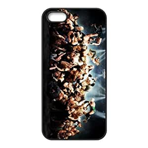 WWE iPhone 5 5s Cell Phone Case Black Megmg