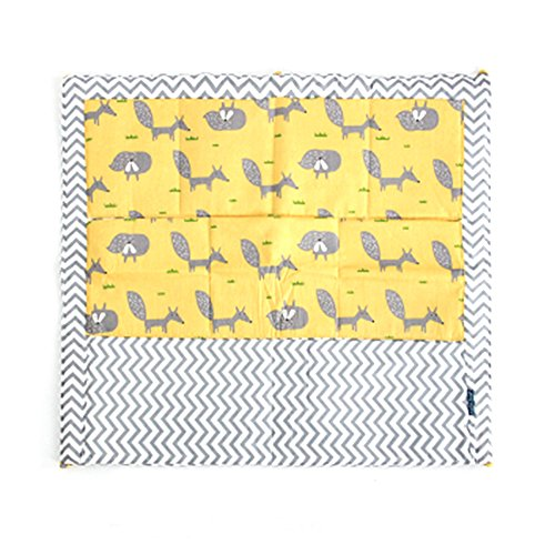 FS Baby Crib Nursery Diaper Bag Storage Stacker Hanging Organizer With 9 Pockets Baby Room Decor (Animal) by SF