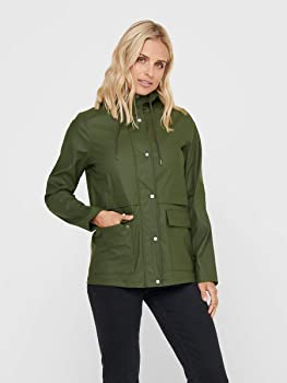ONLY Female Regenjacke Lange