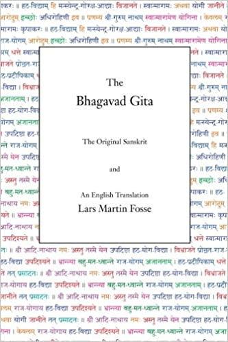 bhagavad gita krishna counsel in time of war pdf