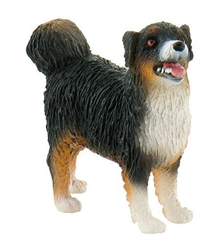 Dog Figure : Australian Shepherd by Janod - Bully: Amazon.es ...