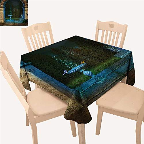fairy fountain tabletop - 9