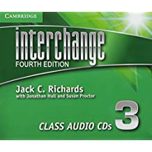 Interchange Level 3 Class Audio CDs (3)