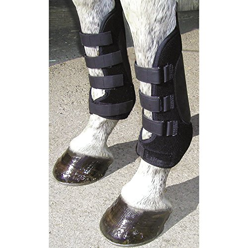 Intrepid International Open Front Combo Jumping Boot