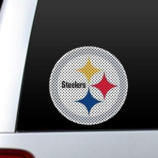 Fremont Die NFL Pittsburgh Steelers Die Cut Window film Fremont Die Inc. 46113