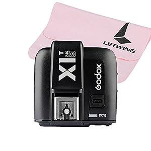 Godox X1T-S I-TTL 2.4G Wireless Flash Trigger Transmitter for Sony DSLR Cameras with MI Shoe (X1T-S)