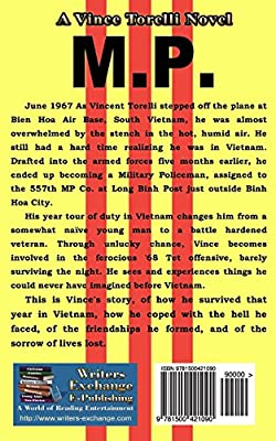 A Vince Torelli Novel Book 1: MP - A Novel of Vietnam