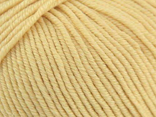 Sublime Baby Cashmere Merino Silk Knitting Yarn DK 359 Blossom - per 50 gram ball (Merino Dk Yarn)