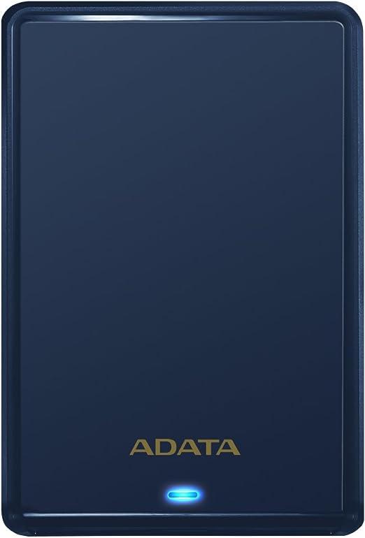 ADATA HDD ポータブルハードディスク HV620S シリーズ 1TB USB3.0 厚さ11.5mm薄型設計 ブルー AHV620S-1TU3-CBL
