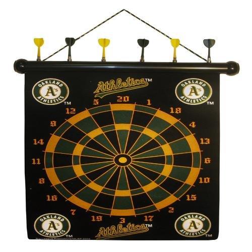 MLB Oakland Athletics Dart Board - Oakland Athletics Dart