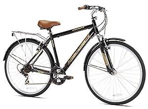 Northwoods Springdale Men's 21-Speed Hybrid Bicycle, 700c