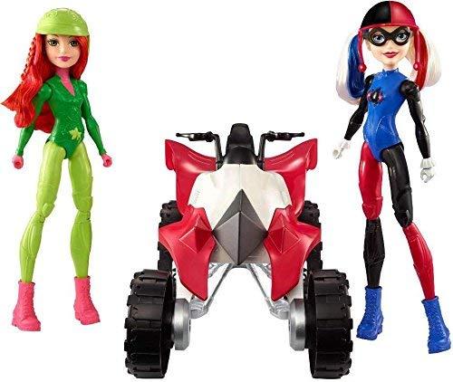 DC Super Hero Girls Quad Bike ()