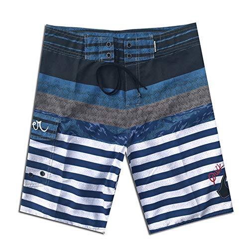 Vacanza Pantaloni Surf Spiaggia Casual Da costume Navyspot Viaggio Pantaloncini A2 Bagno Dry 6qnZax
