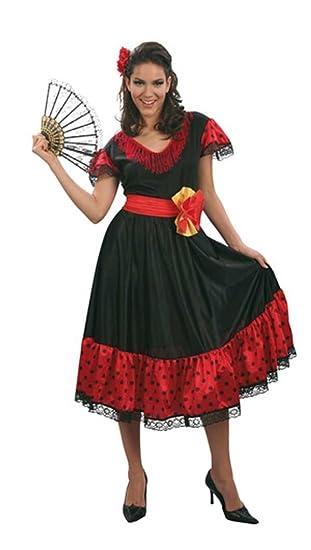 Traditional spanish costume for women amazon toys games traditional spanish costume for women solutioingenieria Choice Image