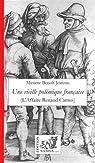 Une vieille polémique française : L'affaire Renaud Camus par Benoît-Jeannin