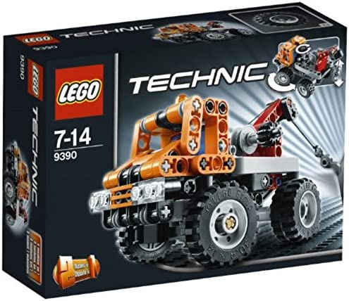 LEGO High quality Branded goods Technic Mini 9390 Truck Tow