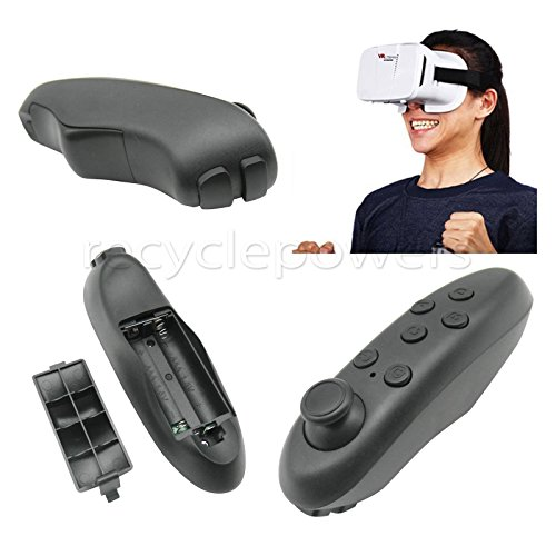 Shalleen Wireless Bluetooth Game pad VR Glasses Remote Control Controller For Android ios
