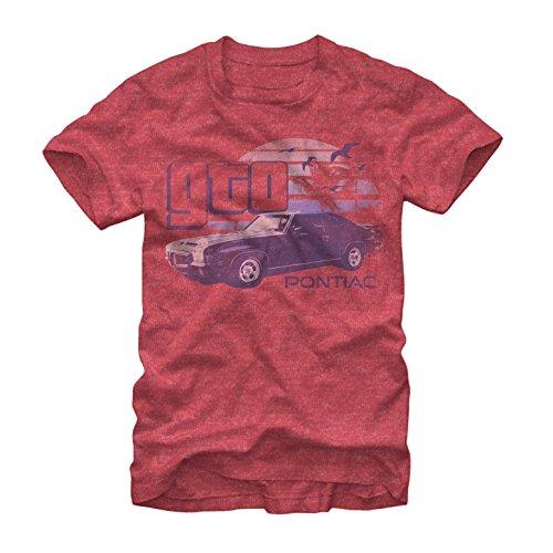 Pontiac Set - Pontiac GTO Sunset T-Shirt-Large