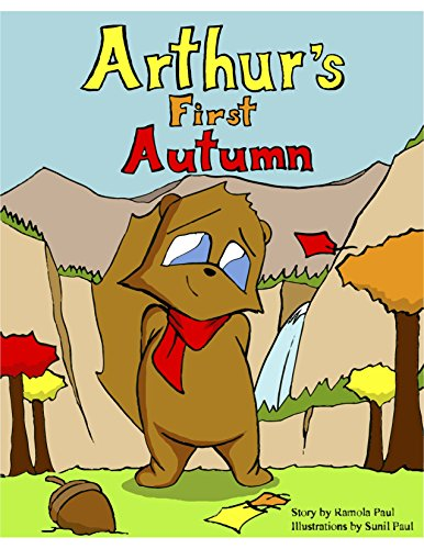 Arthur's First Autumn
