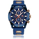 Guluman Men's Sports Watches Digital LED...