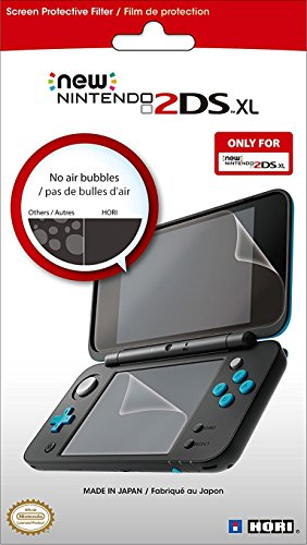 HORI New Nintendo 2DS XL Screen Protective Filter - Officially Licensed by Nintendo