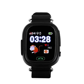 Provide The Best Q90 GPS Kid Smart Watch: Amazon.es: Electrónica
