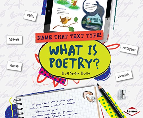 What Is Poetry? (Name That Text Type!) by Lerner Publications