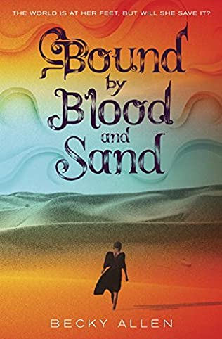 book cover of Bound By Blood and Sand