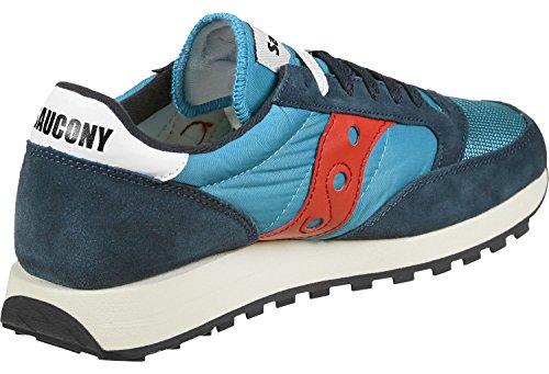 Saucony Jazz Original Mens Sneaker Blue S70321-5 Blue 2014 newest cheap online suENI