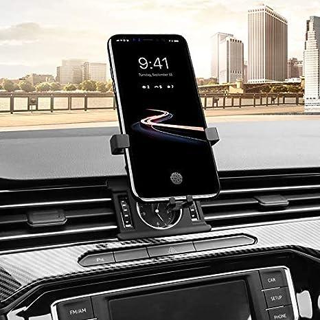 per Passat B8 2015-2019 Arteon 2017-2019 Supporto Auto Porta Cellulare Auto 360 Gradi di Rotazione