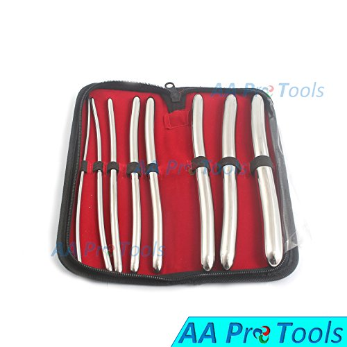 AAPROTOOLS 8 PIECE DILATOR SET WITH POUCH - HEGAR ()