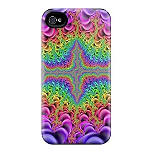 Premium [Njs2901Bvbk]psychedelic Stream Cases For Iphone 6- Eco-friendly Packaging