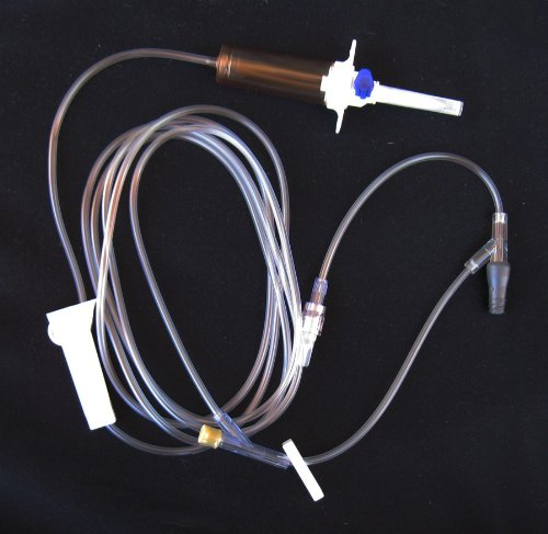 dial a flow iv tubing - 9