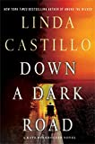 img - for Down a Dark Road (Kate Burkholder) book / textbook / text book