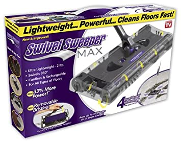 What is the Swivel Sweeper?