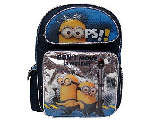 AI Small Backpack - Despicable Me 2 - Minion Don't Move 12