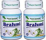 Planet Ayurveda Brahmi, 500mg Veg Capsules - 2