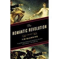 The Romantic Revolution: A History (Modern Library Chronicles Series Book 34) book cover