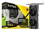 ZOTAC GeForce GTX 1050 Ti Low Profile 4GB GDDR5 128-bit Gaming Graphics Card ZT-P10510E-10L