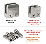 Stainless Steel 316 Grade Heavy Duty Square Flat