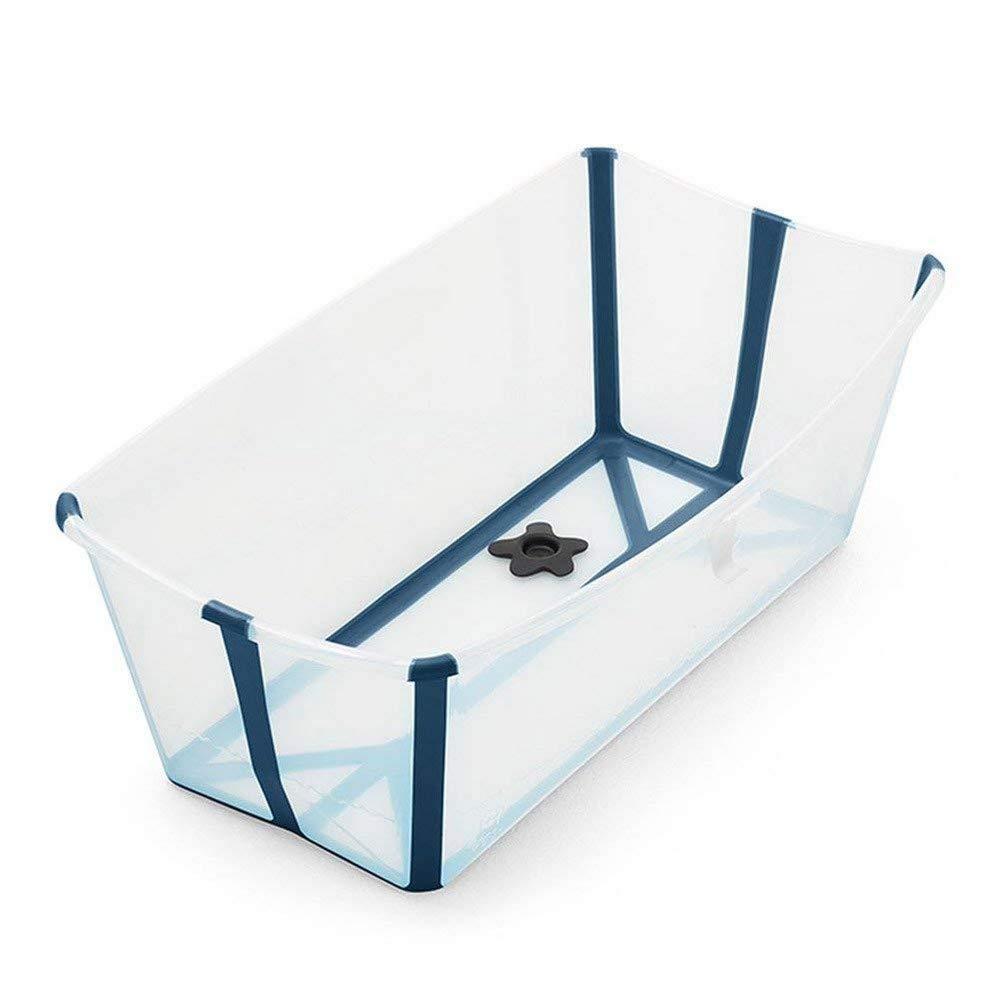 Stokke Flexi Bath - Transparent Blue 329009
