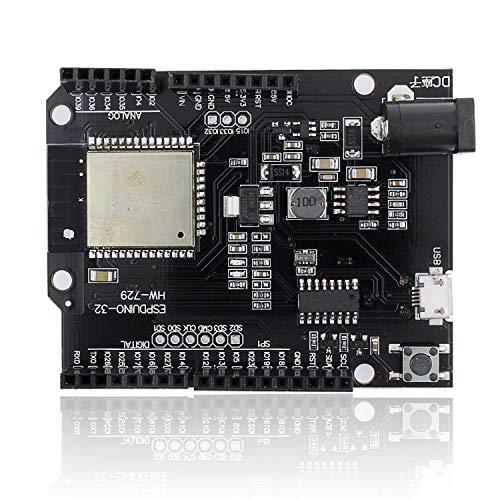 - Nrthtri Arduino IDE for ESP32 Module WiFi+Bluetooth Development Board Ethernet Internet Wireless Transceiver Control Board LDTR-WG0193 Boards & Shields