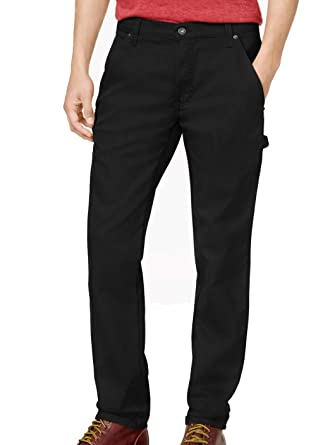 fbd327ac317 Amazon.com  Dickies Men s Flex Duck Carpenter Pants Slim Fit  Clothing