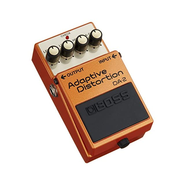エフェクター画像 BOSS DA-2 Adaptive Distortion