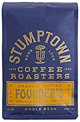 Image of the product Stumptown Coffee Roasters Organic Whole Bean Coffe that is listed on the catalogue brand of Stumptown Coffee.
