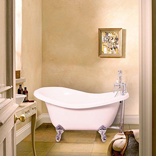 American Bath Factory - Imperial Slipper Clawfoot Bathtub from American Bath Factory