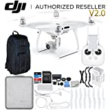 DJI Phantom 4 Pro V2.0/Version 2.0 Quadcopter Starters Pro Backpack Bundle